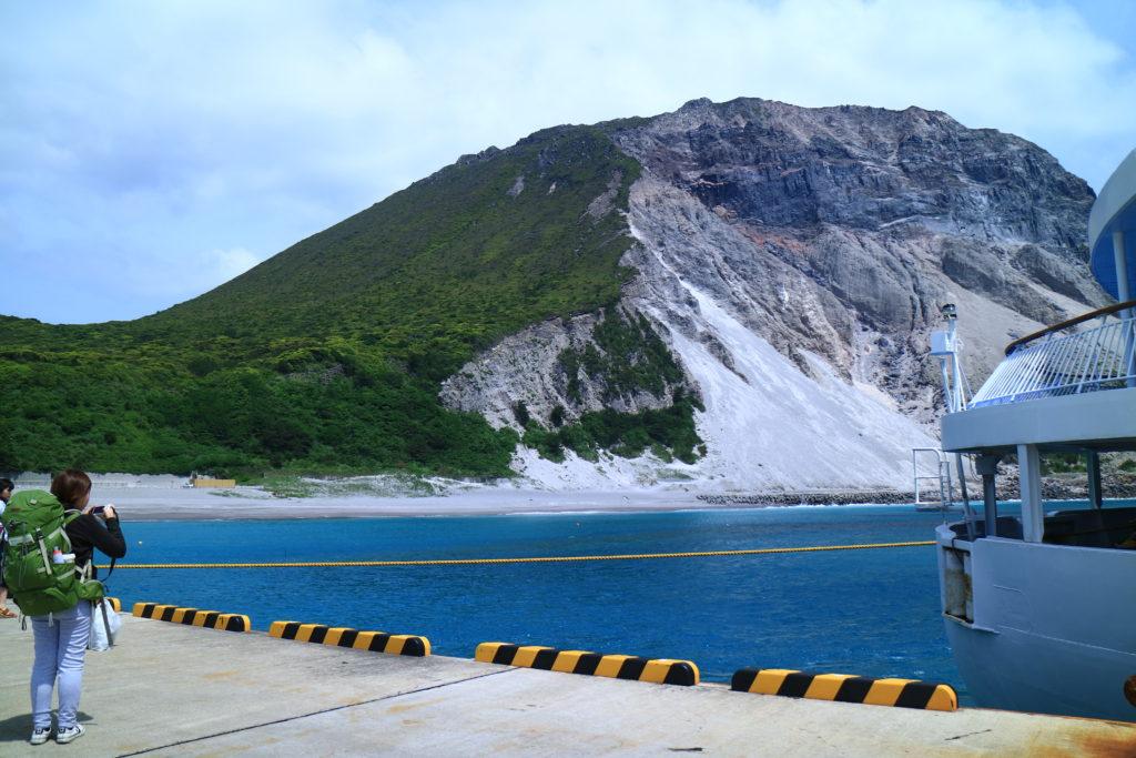 神津島多幸湾の写真