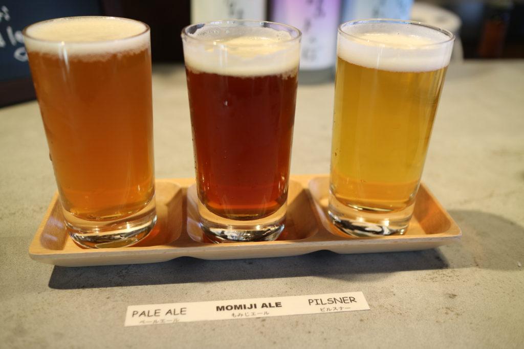 宮島ブリュワリービール3種お試しセット