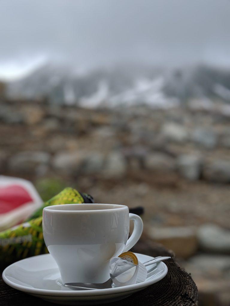 雷鳥荘コーヒー