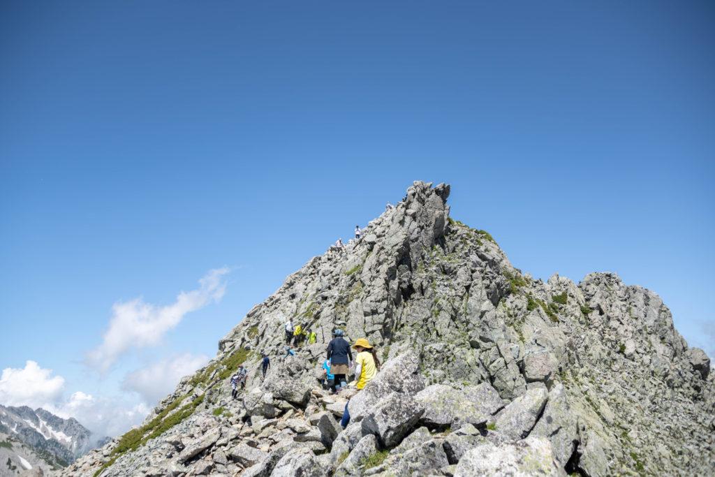 立山登山絶景
