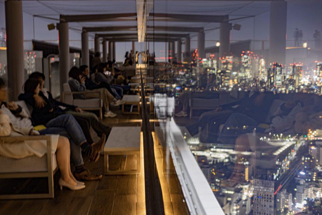 渋谷スカイソファ