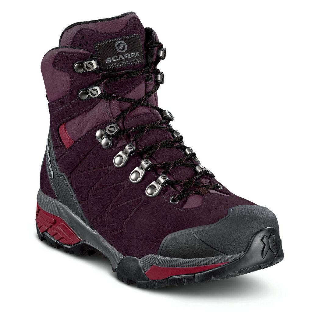 スカルパ登山靴