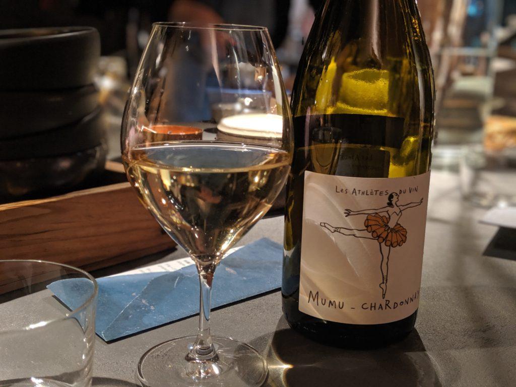 bistro nid 自然派ワイン