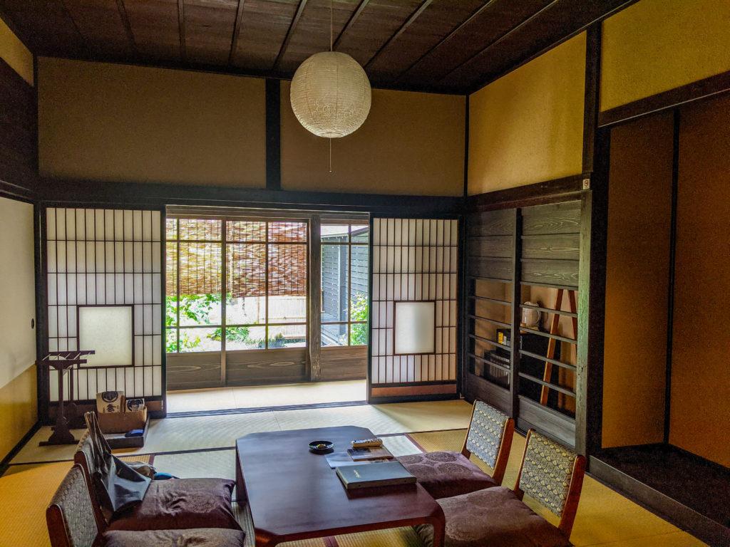 長野県小諸市のおすすめお宿-脇本陣の宿「粂屋」(くめや)